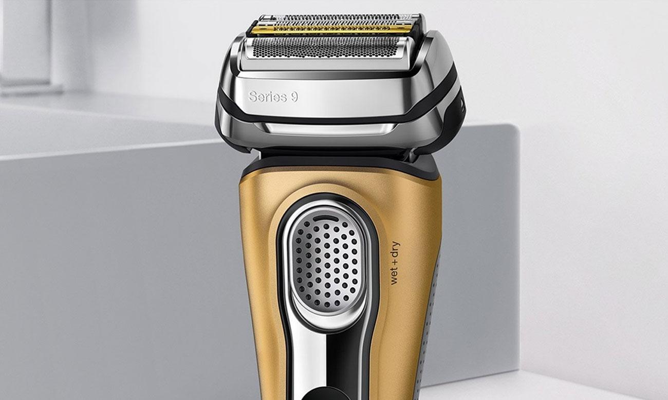 Golarka męska Braun 9299s Gold Gifting Premium