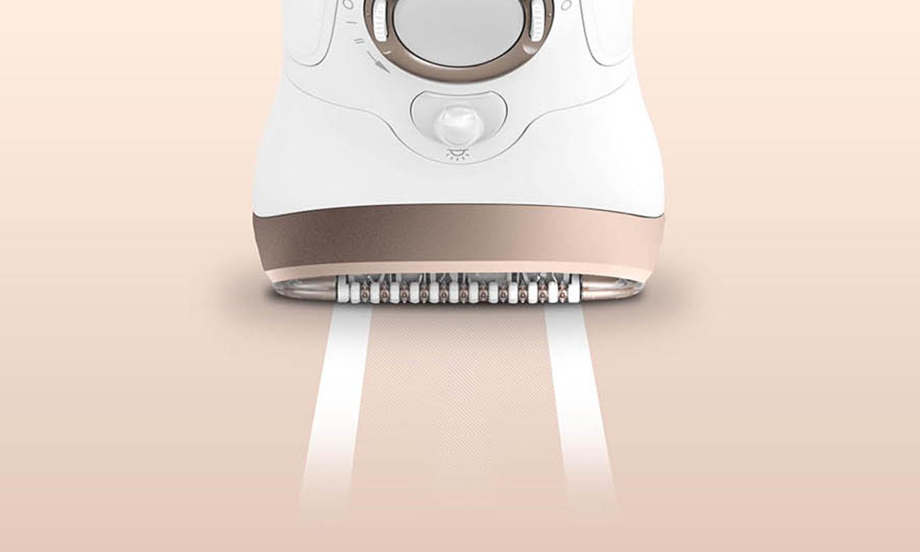 Depilator Braun Silk-épil 9 SkinSpa 9-961V Wet&Dry