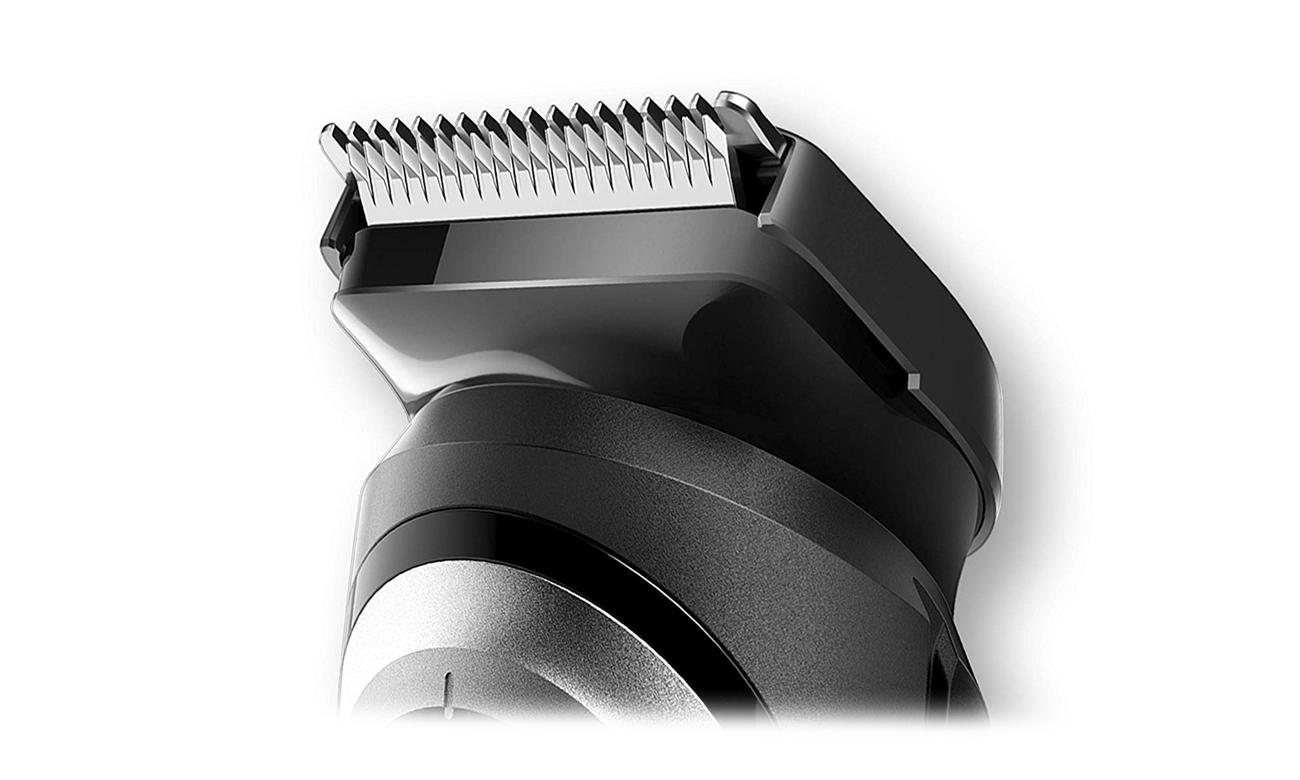 Trymer Braun BT5265 działą bezprzewodowo i ma wytrzymałe ostrza