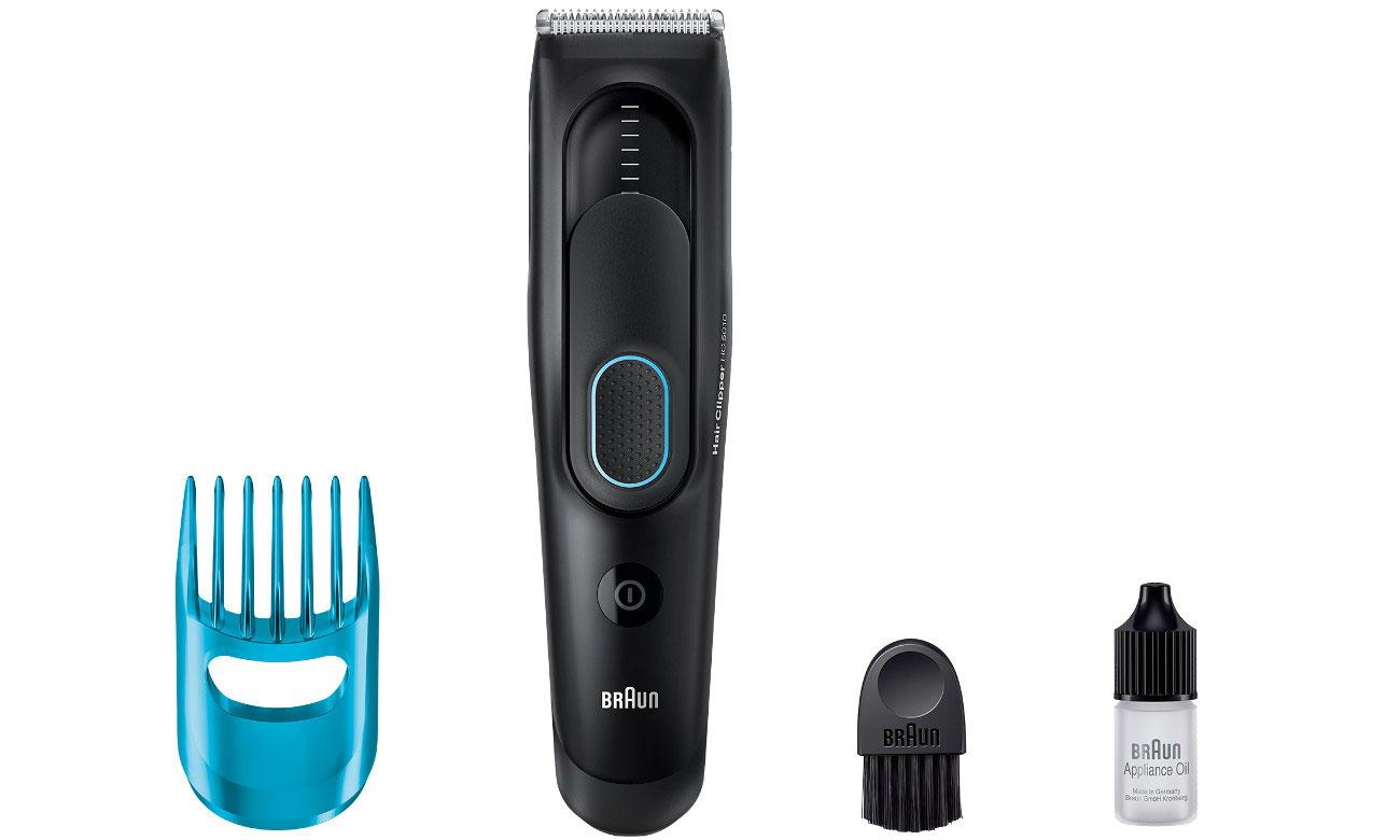 Braun HairClipper HC 5010 akcesoria