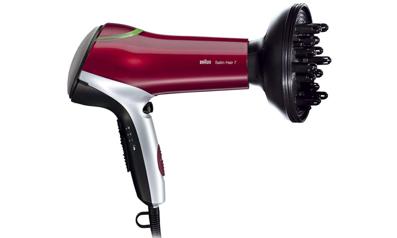 Braun Satin Hair HD770