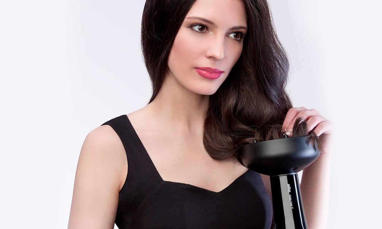 Profesjonalna suszarka do włosów Braun Satin Hair 7 SensoDryer HD785 DF