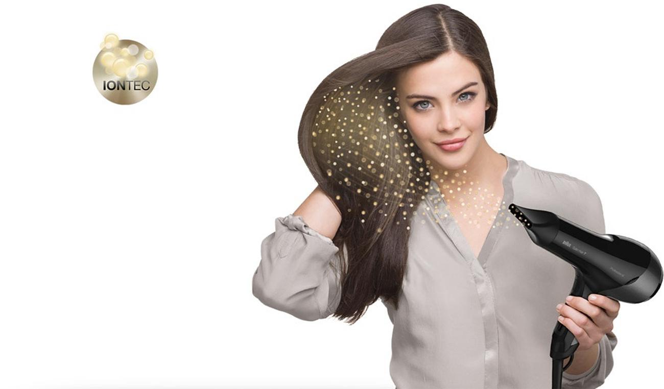 Braun Satin Hair 7 SensoDryer HD785 DF IONTEC