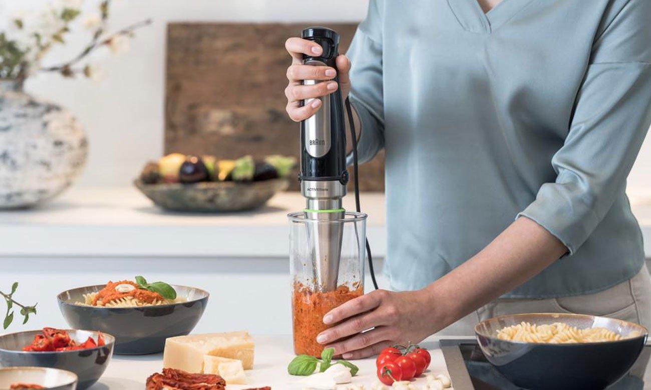 Innowacyjna technologia PowerBell PLUS w Braun MQ7025