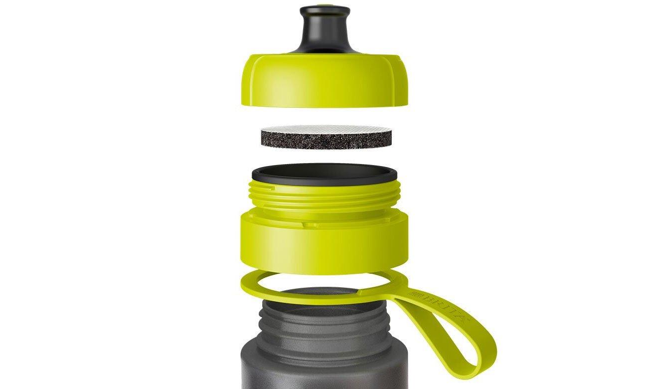 Filtr MicroDisc w butelce filtrujacej Brita