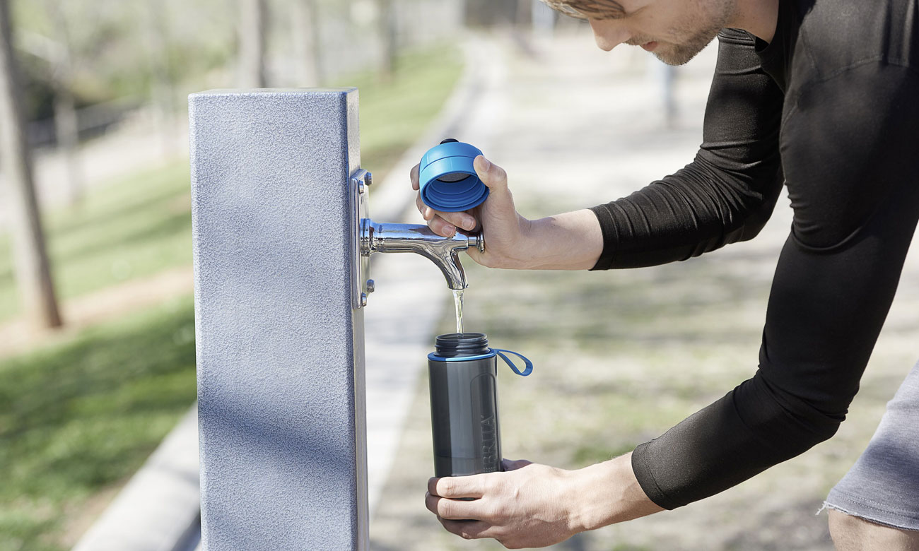 Brita butelka filtrująca Active niebieska