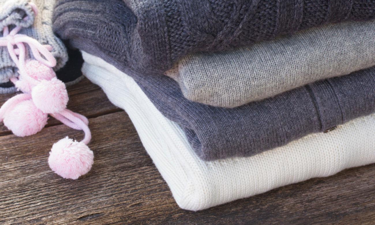 Ochrona wełny w suszarce do ubrań Candy CS4 H7A1DE-S