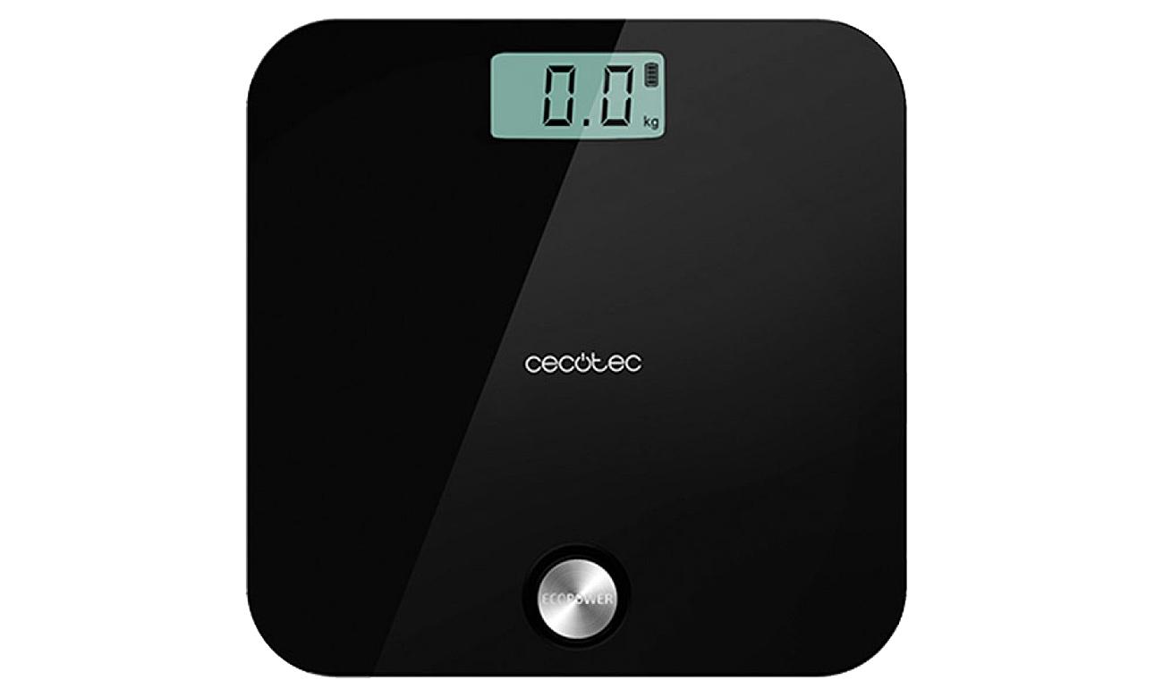 Waga łazienkowa Surface Precision EcoPower 10000 Healthy Black 04251