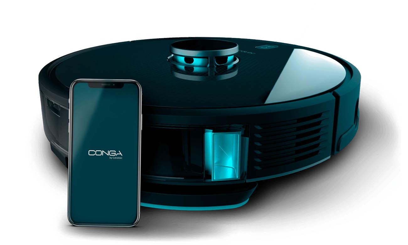 Robot sprzątający Cecotec Conga 5090