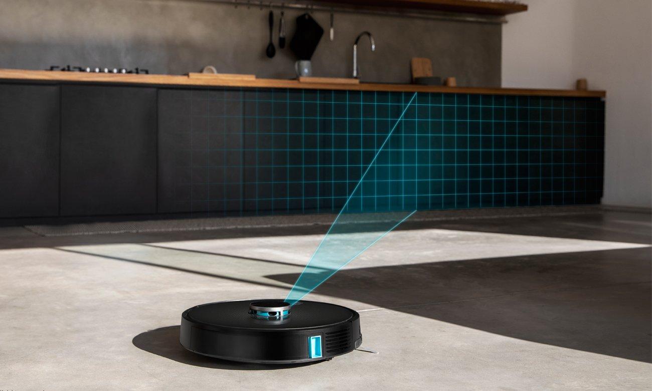 Robot sprzątający Cecotec Conga 5490 z nawigacją laserową