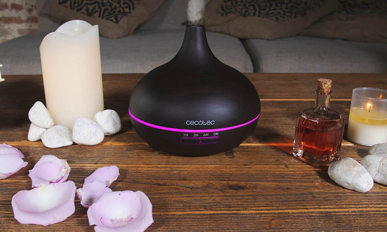 Nawilżacz powietrza z funkcją aromaterapii Cecotec Pure Aroma 300 Yin