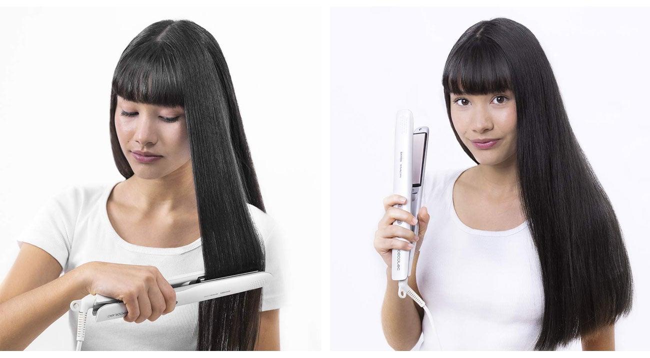 Prostownica do włosów Cecotec Bamba RitualCare 885 Hidraprotect Ion 04231