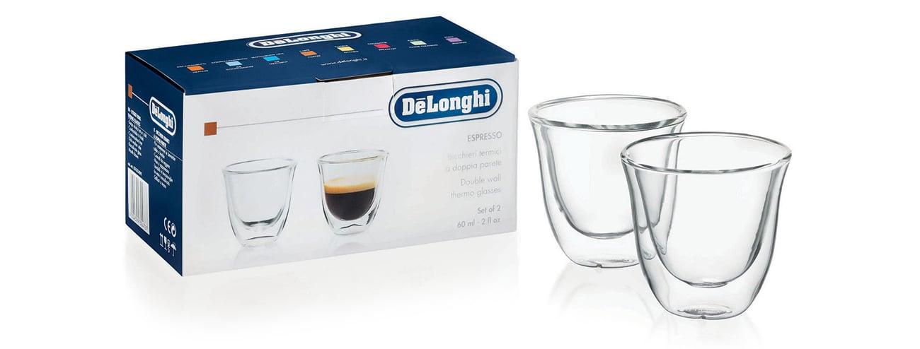Filiżanki do espresso De'Longhi