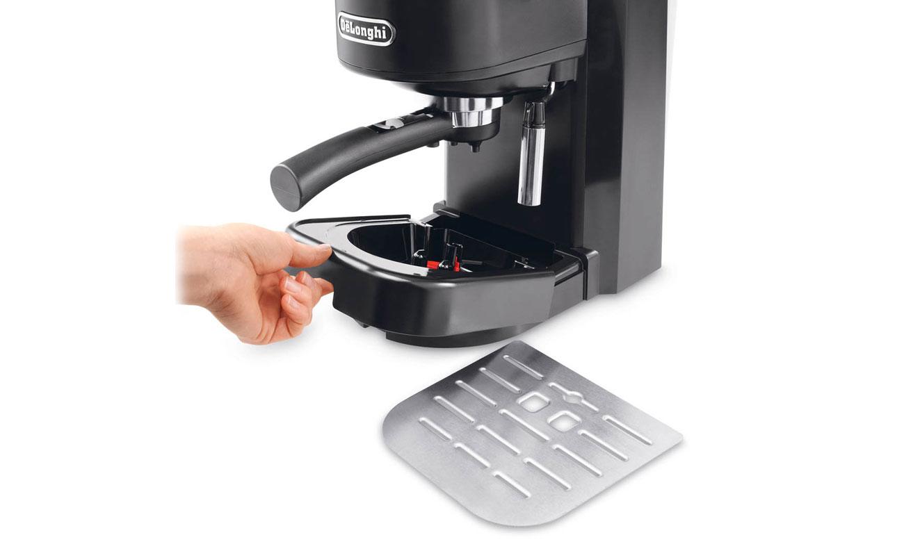 Ekspres do kawy DeLonghi EC 251.B posiada praktyczne funkcje