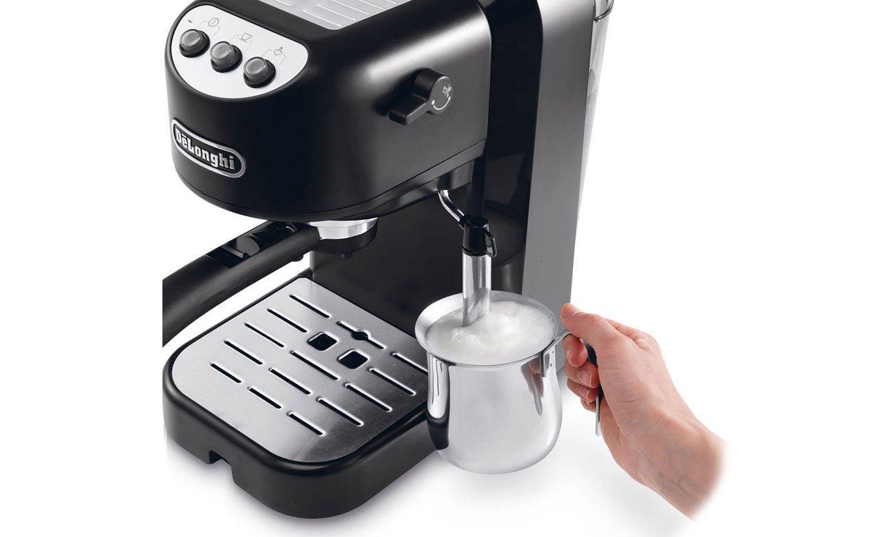 Ekspres do kawy DeLonghi EC 251.B z systemem cappucino
