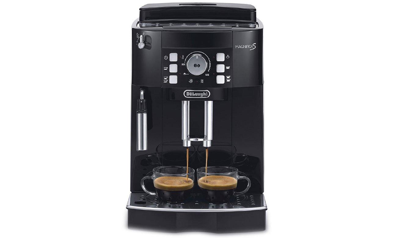 Кофемашина автоматическая DeLonghi ECAM 21.117.B