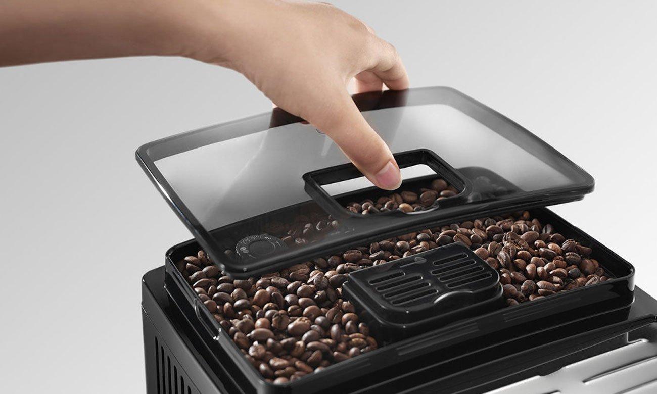 кофемашина высокого давления DeLonghi ECAM 21.117.B