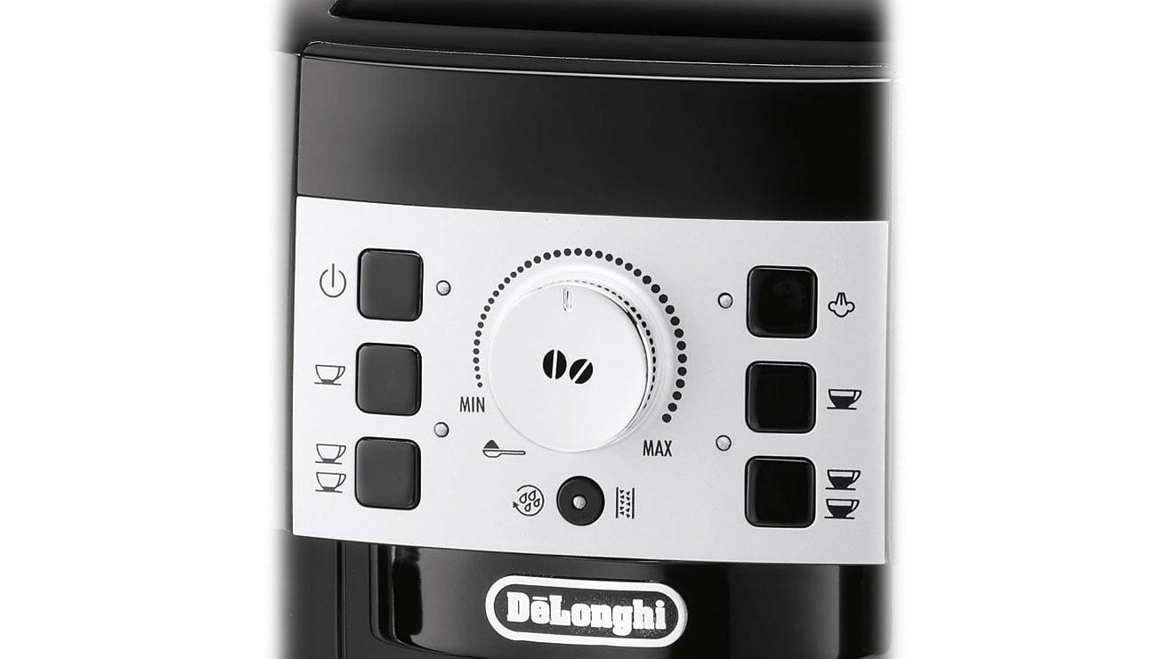 Автоматическая кофемашина эспрессо DeLonghi Magnifica S ECAM 22.110.B 1450W 15bar черная кофемашина