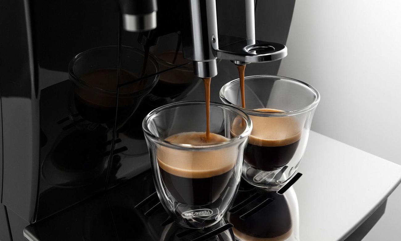 Delonghi ECAM 22.360.B автоматическая кофемашина