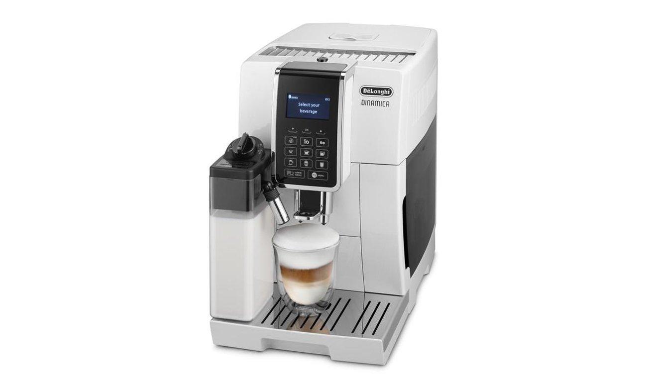 Ekspres do kawy automatyczny ciśnieniowy DeLonghi ECAM 353.75.W