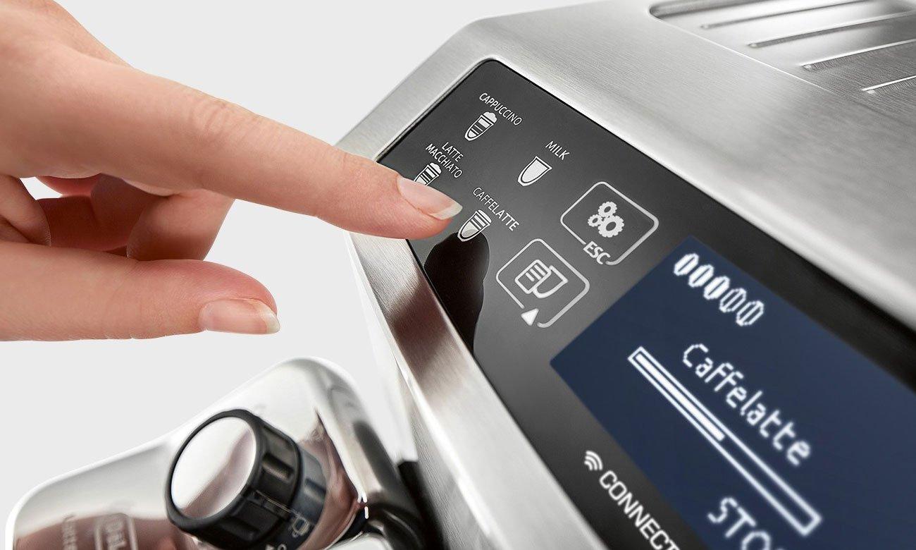 Машина автоматической эспрессо DeLonghi ECAM 510.55.M