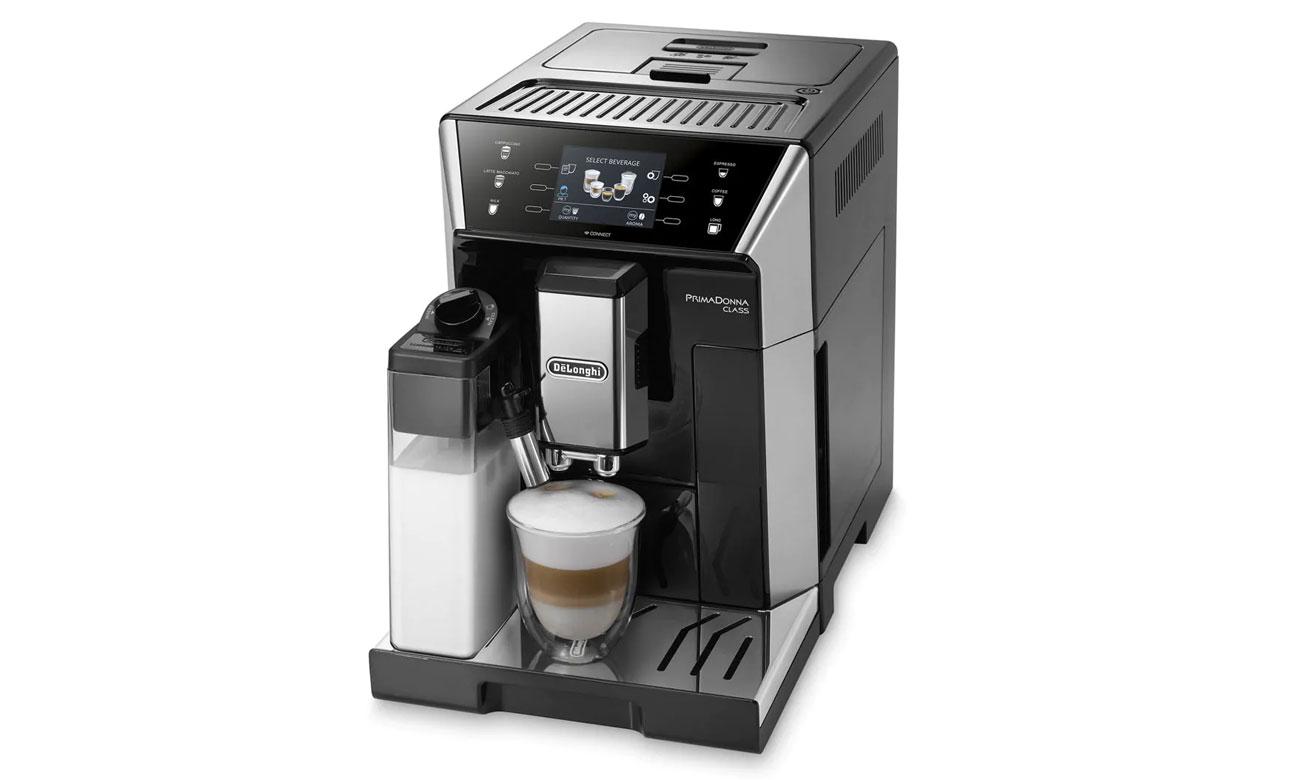Ekspres do kawy DeLonghi ECAM 550.55.SB Primadonna Class
