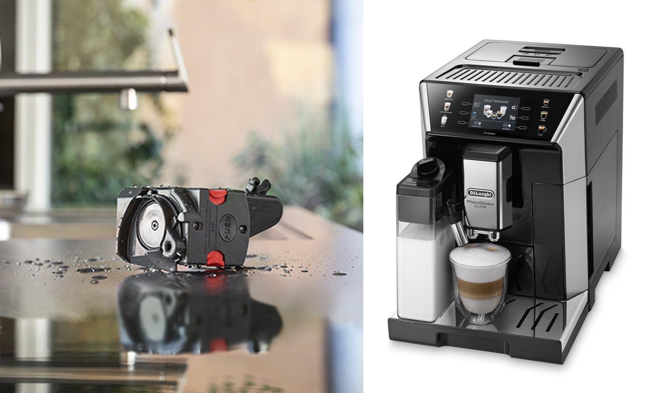 Ekspres do kawy DeLonghi ECAM 550.65.SB Primadonna Class