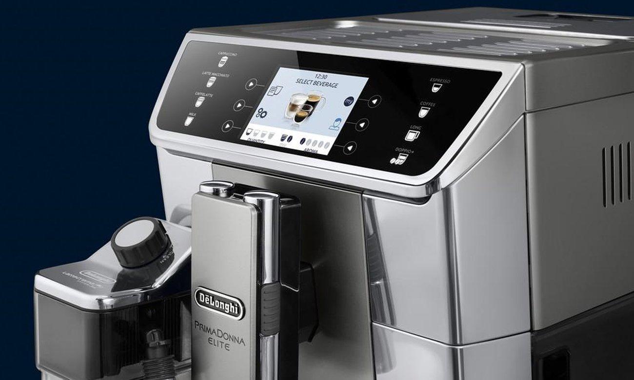 Pohodlný provoz kávovaru DeLonghi ECAM 650.55.MS