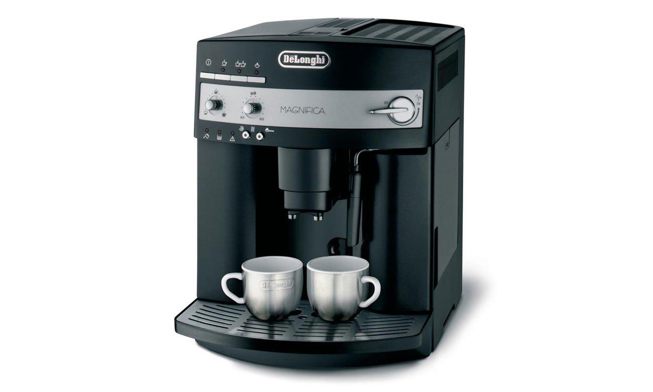 Ekspres do kawy DeLonghi ESAM3000B opinie