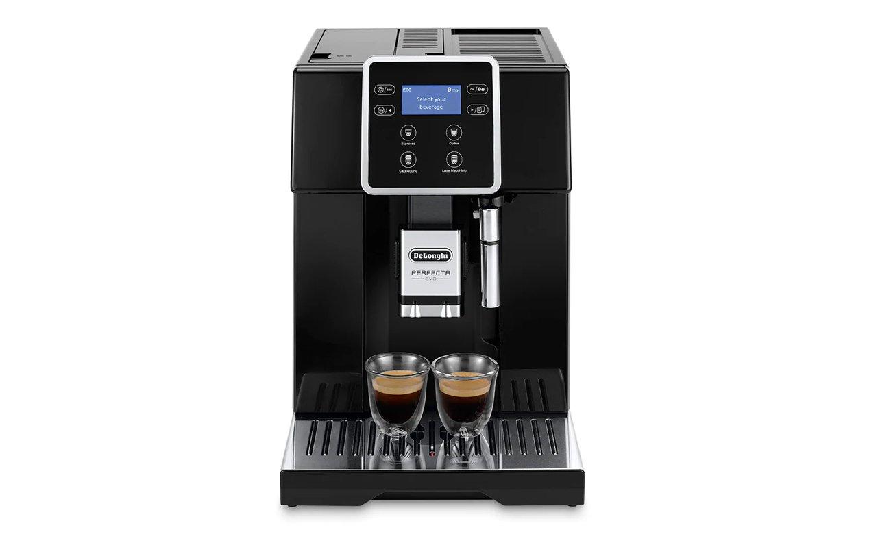 Ekspres do kawy automatyczny DeLonghi ESAM 420.40.B Perfecta EVO