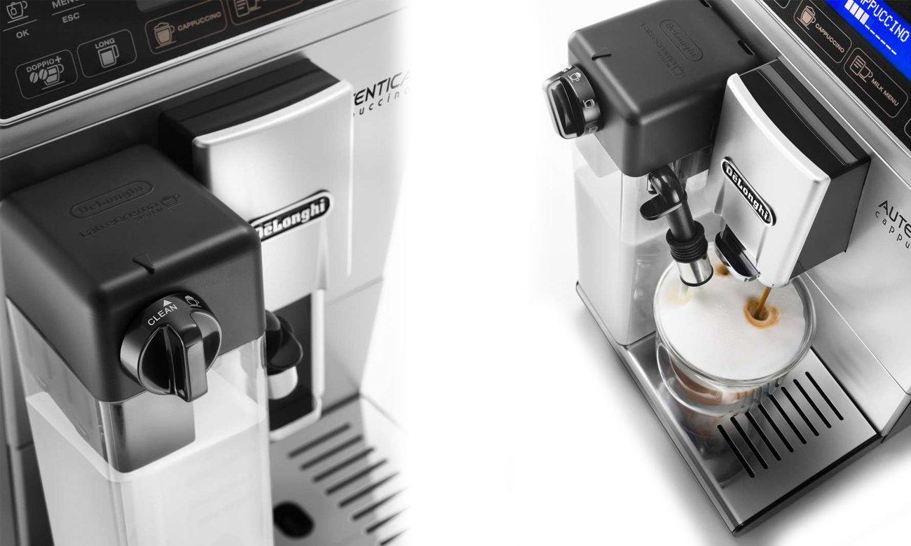 ekspres do kawy DeLonghi ETAM 29.660 SB