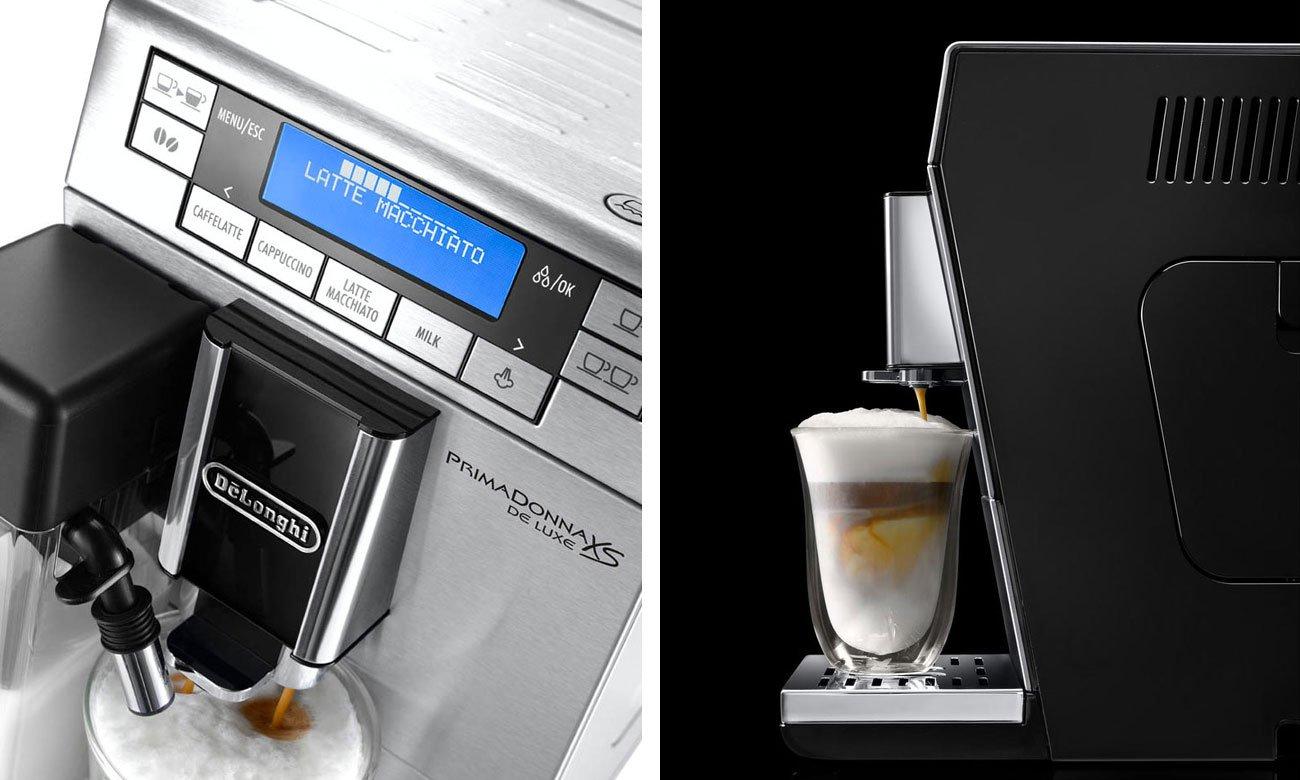 Chiều cao có thể điều chỉnh của bộ chuyển đổi cho máy pha cà phê DeLonghi ETAM 36.365 MB