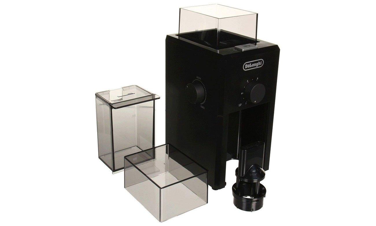 Żarnowy młynek do kawy DeLonghi KG 79