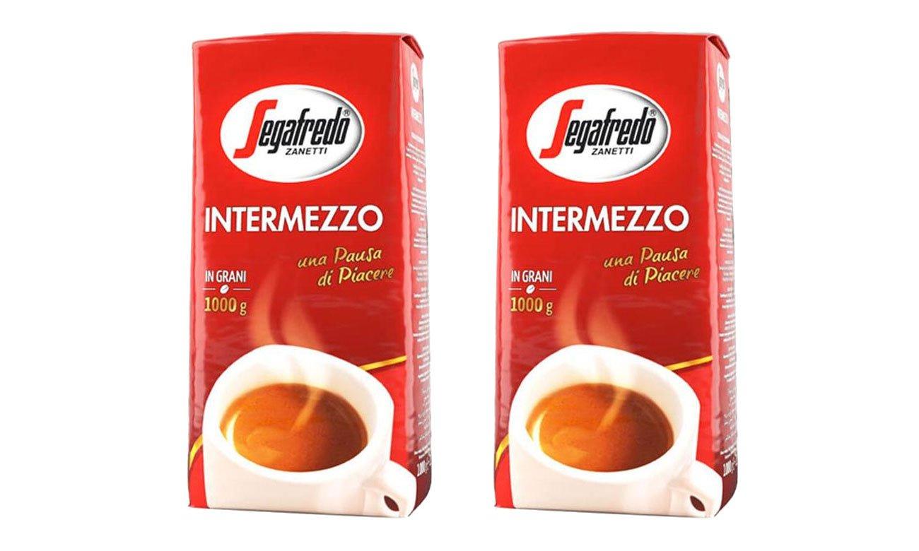 Segafredo Intermezzo 2 kg kawa ziarnista