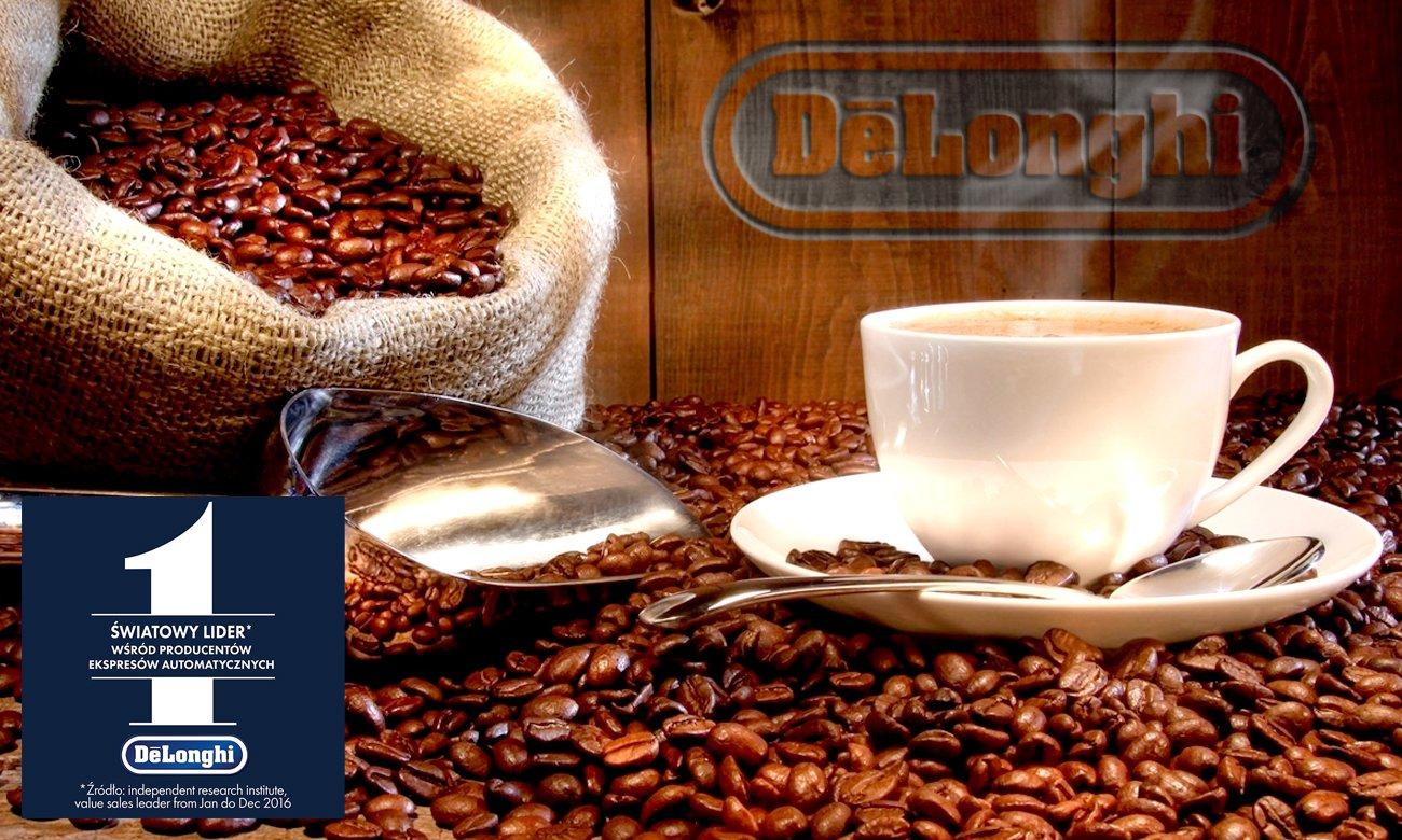 Ekspres do kawy marki DeLonghi