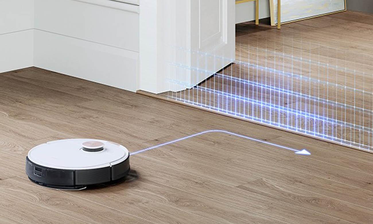 Robot sprzątający Ecovacs Deebot OZMO T8