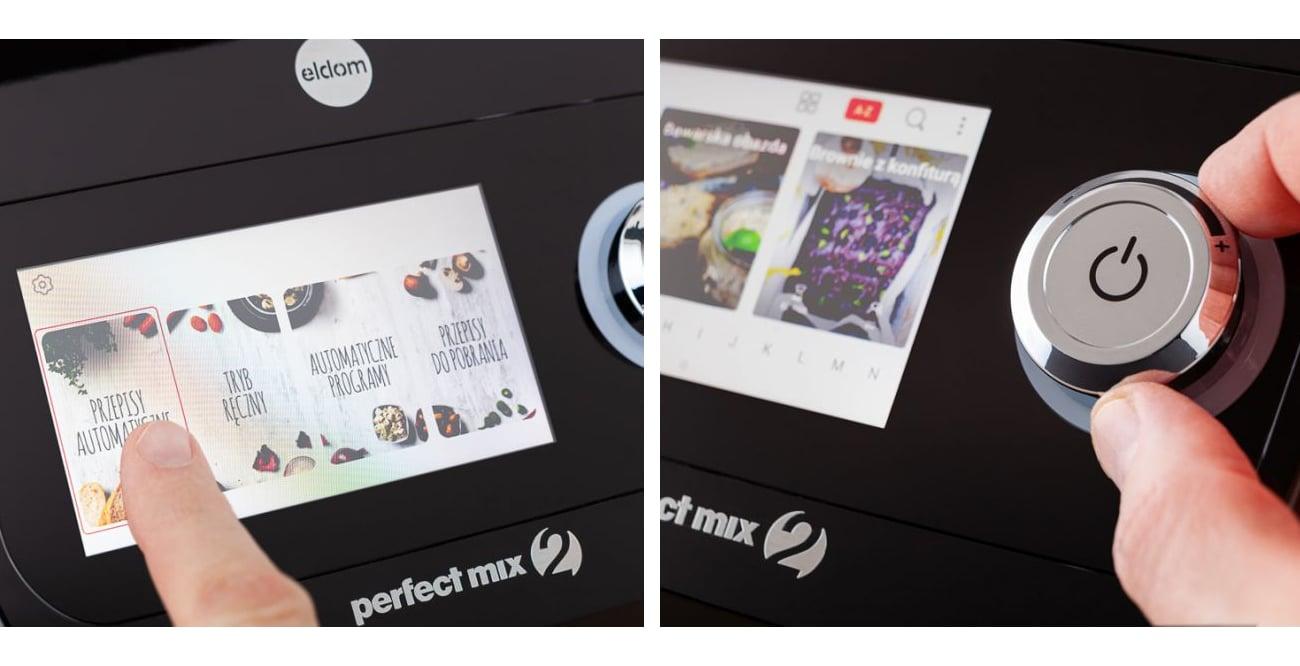 Robot kuchenny Eldom MFC2500 Perfect Mix 2