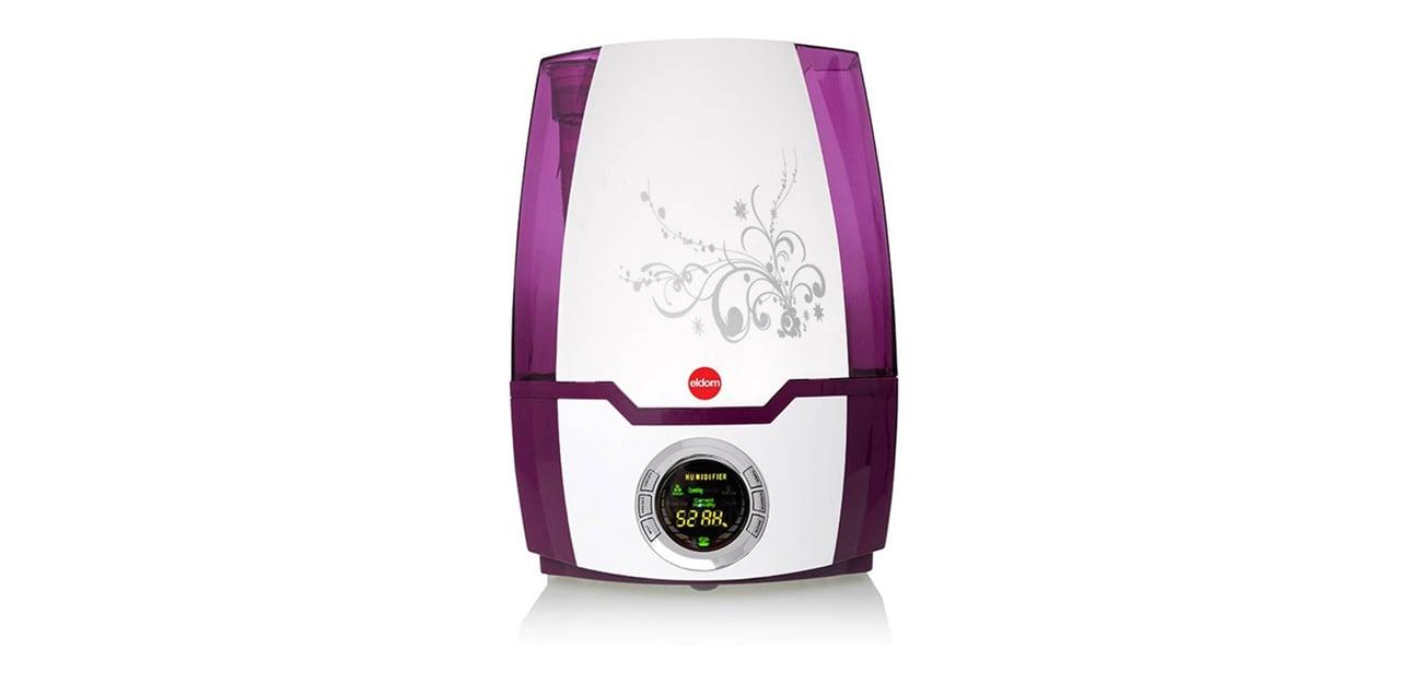 Nawilżacz powietrza Eldom NU5 5,2l biało-fioletowy