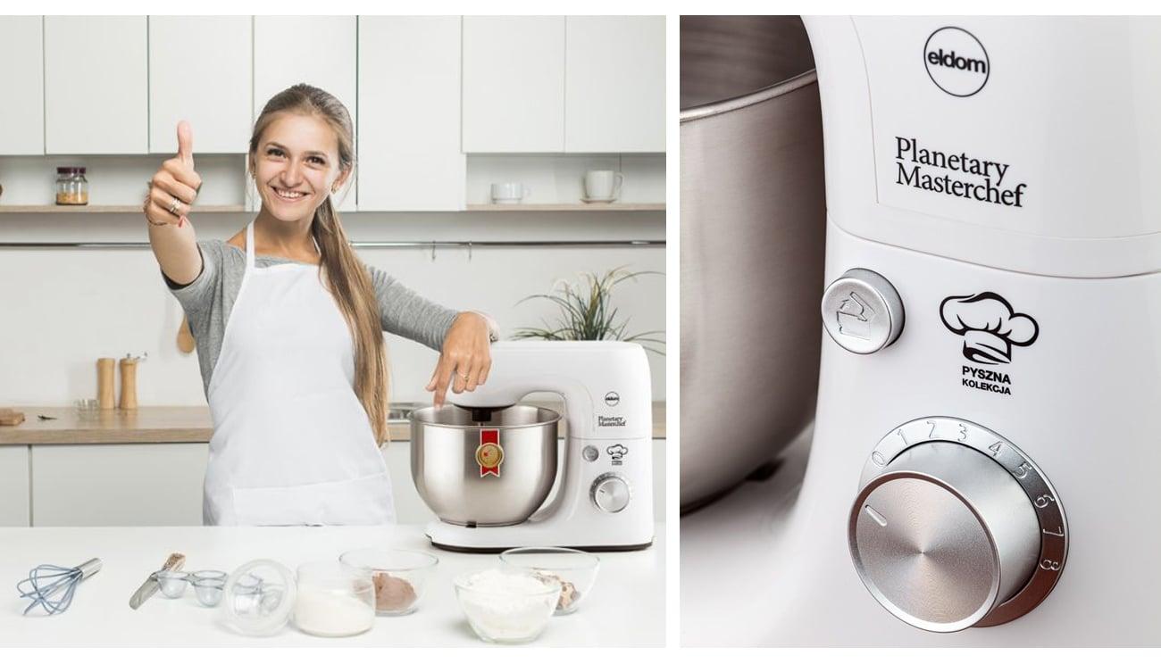 Robot kuchenny Eldom WRK1200 Chef