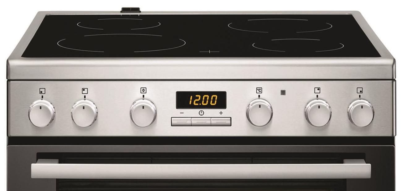 Kuchnia Electrolux EKC6430AOX profesjonalny pomocnik w kuchni