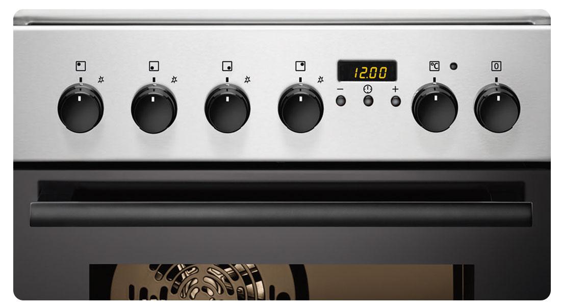 Electrolux Ekk54554ox Stal Kuchnie Gazowo Elektryczne Sklep