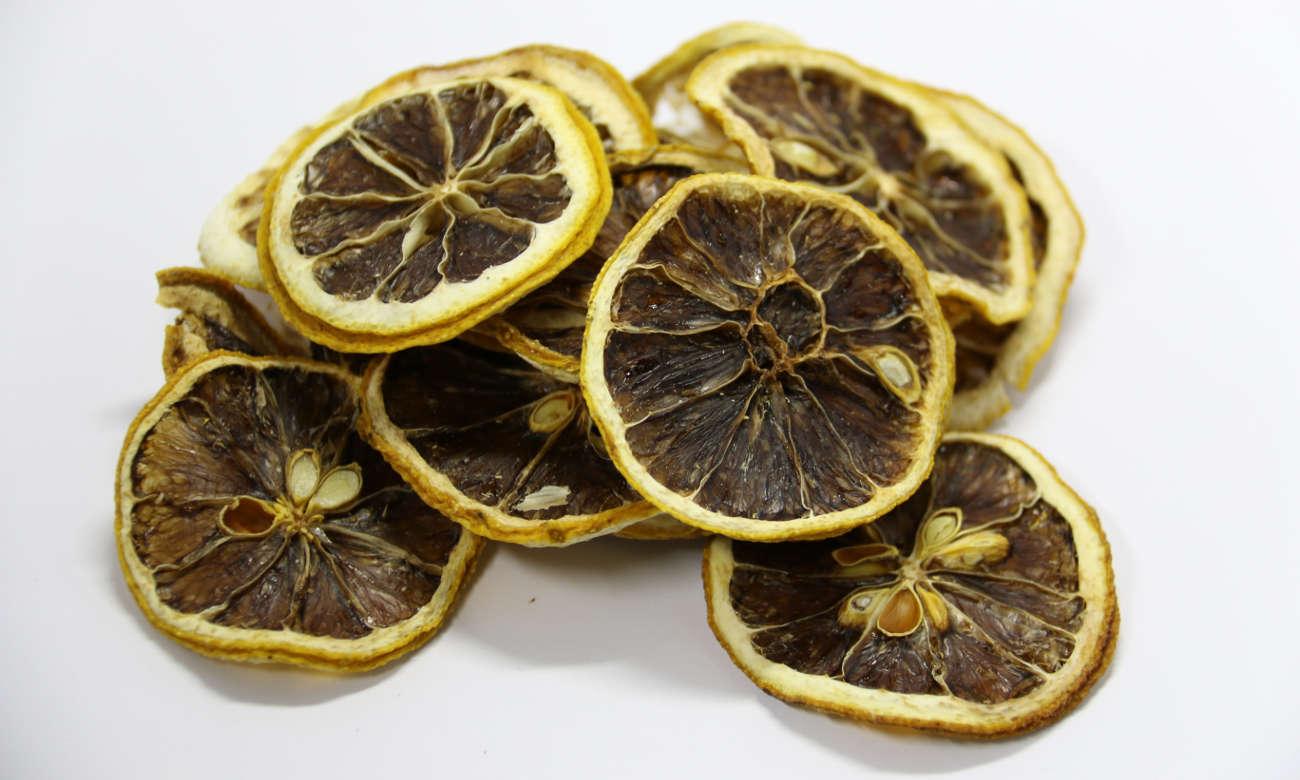 Kuchnia Electrolux EKK54953OW wysuszył te owoce