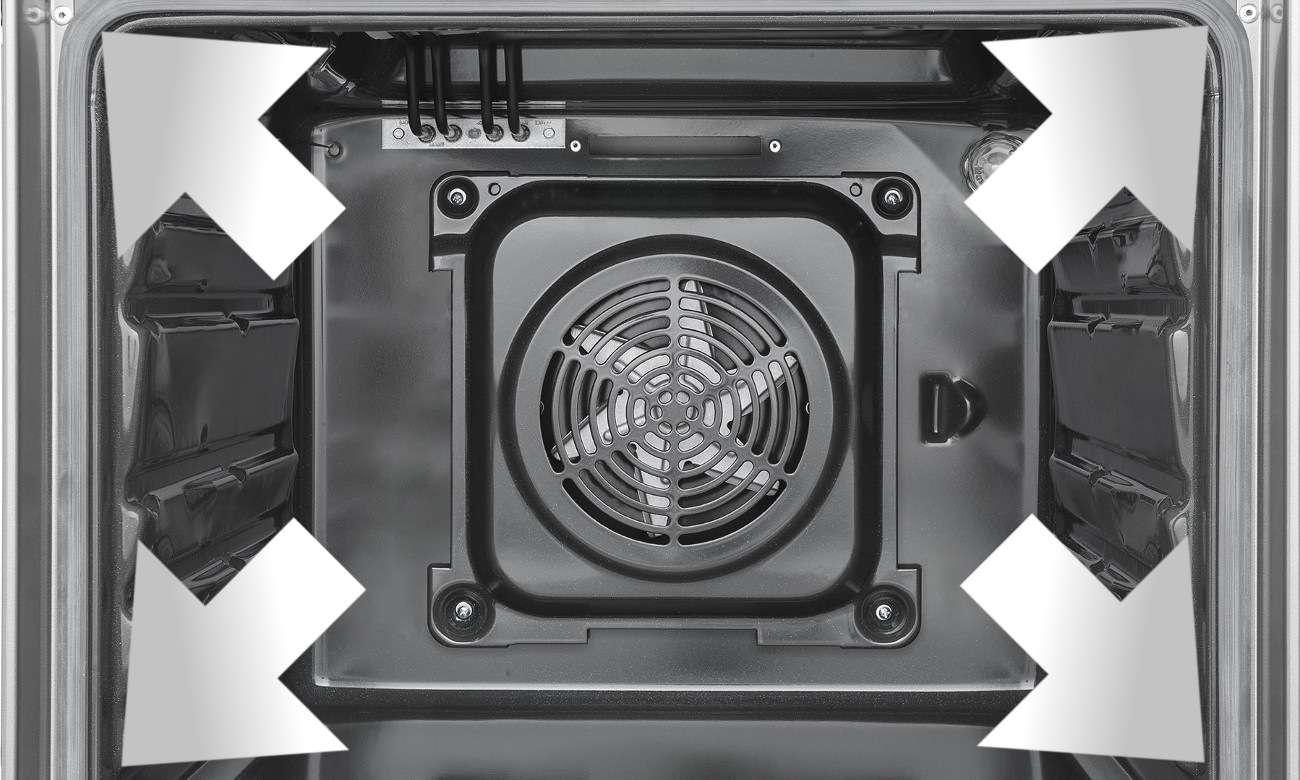 Duża pojemność w Electrolux EEB8587POX