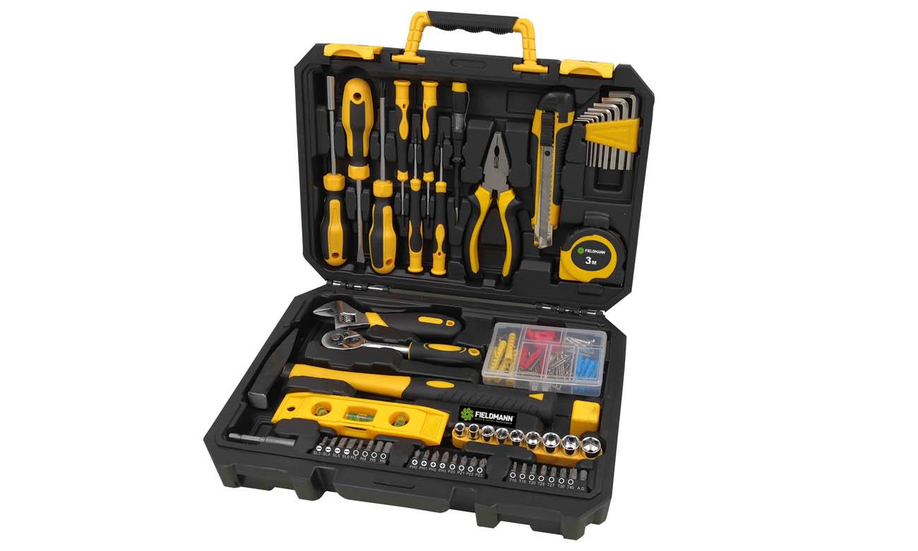 Zestaw narzędzi FIELDMANN FDG 5013-138R