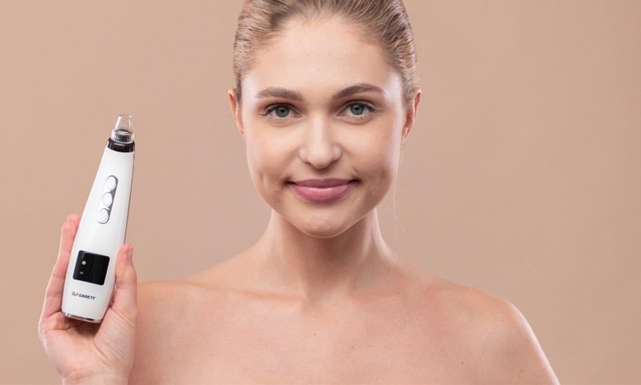 Garett Urządzenie do mikrodermabrazji Glamour Pure Skin 5903246289954