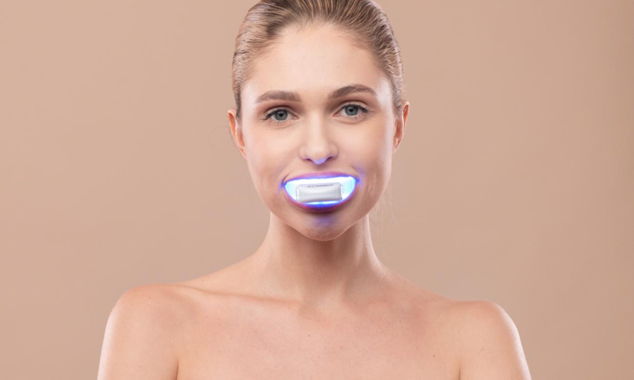Garett Lampa do wybielania zębów Glamour Smile Charge 5903246289473