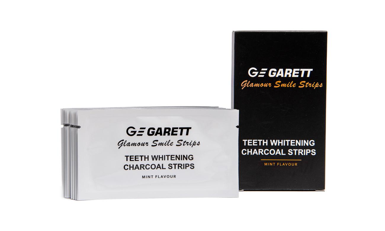 Garett Paski do wybielania zębów Glamour Smile Strips 5903246289497