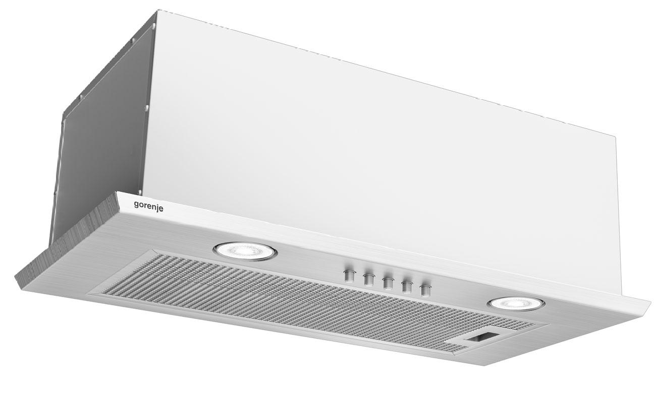 Oświetlenie LED w okapie Gorenje DKI550M/3