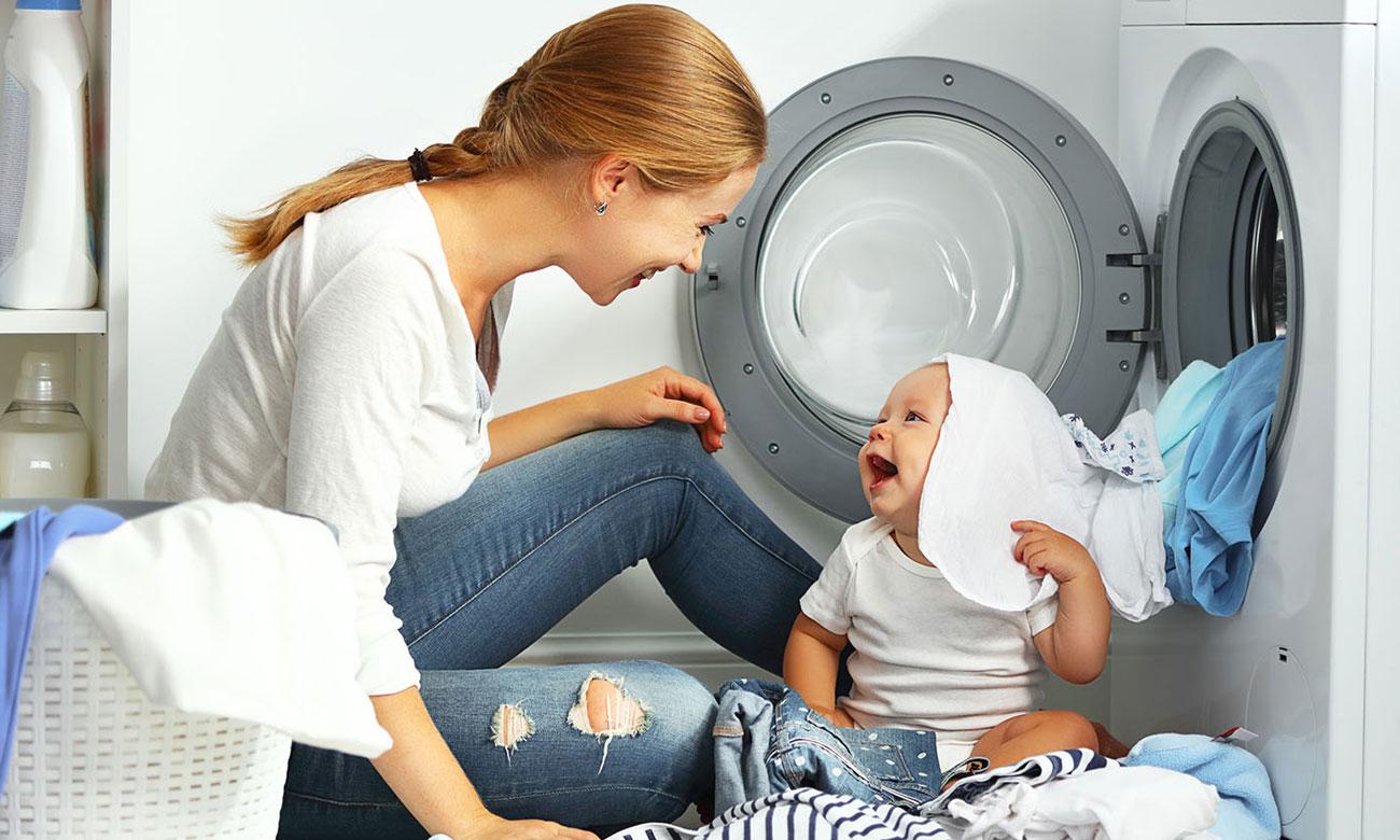 Zabezpieczenie przed dziećmi w pralce Gorenje WEI843