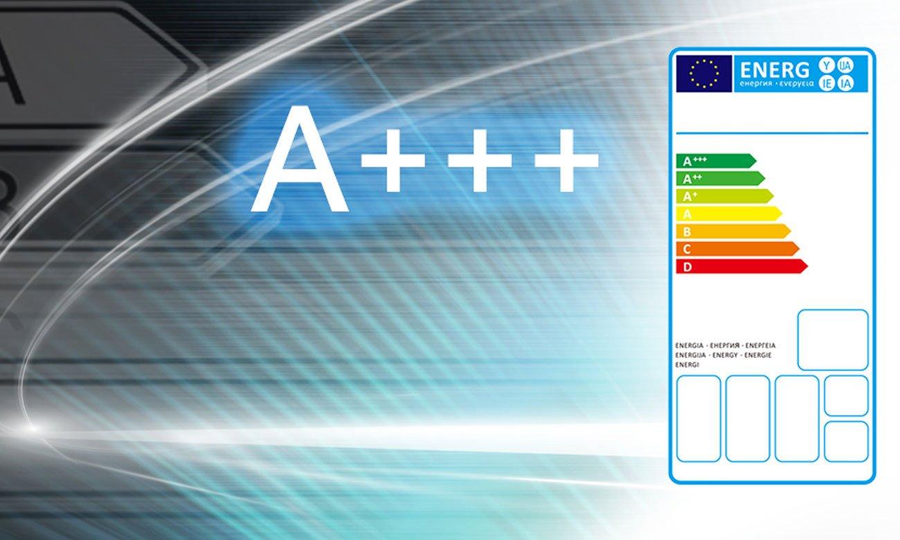 Klasa energetyczna A+++ w pralce Haier HW100-14636S